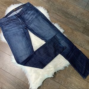 7 FOR ALL MANKIND Straight Leg Women's Jeans 32